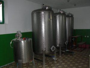 Prohromski rezervoari za Biljne kapi sremuša